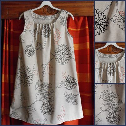 page robe isabelle