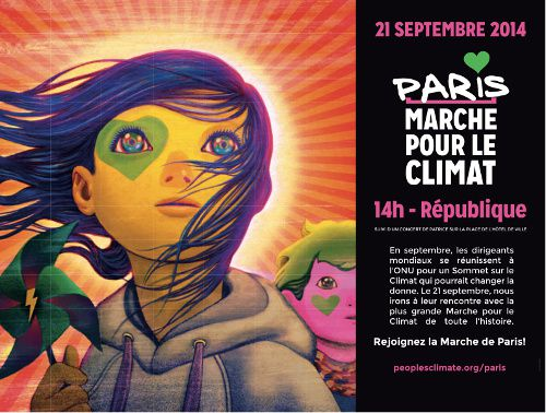 Marche Climat 20septParis l