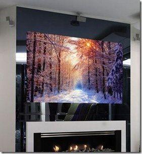 Miroir-télé Ox-Home