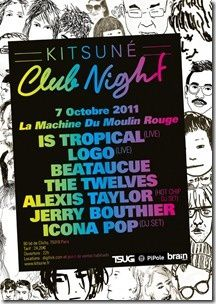Kistuné Club Night