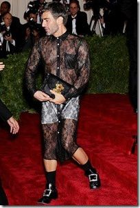 Marc Jacobs Met Ball 2012