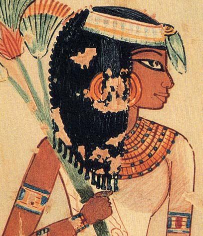 La Beaute Dans L Egypte Antique Le Blog De Cameline