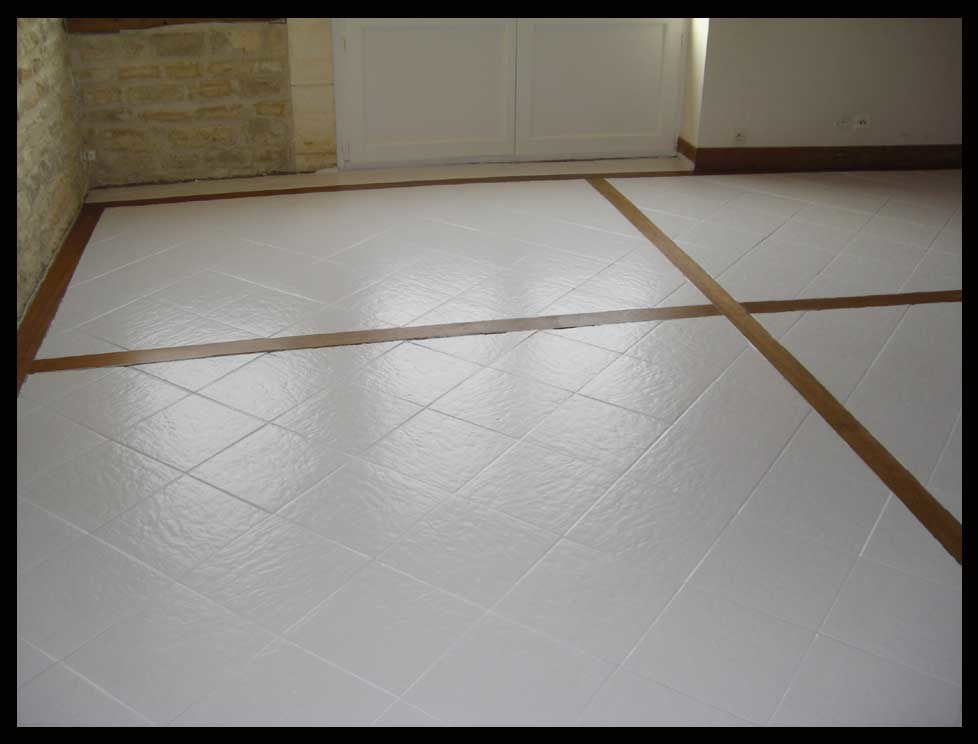 carrelage design revetement de sol sur carrelage sol en