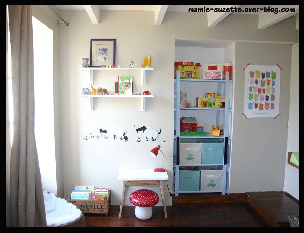 Deco Chambre Bebe Jungle » Froblog Picture