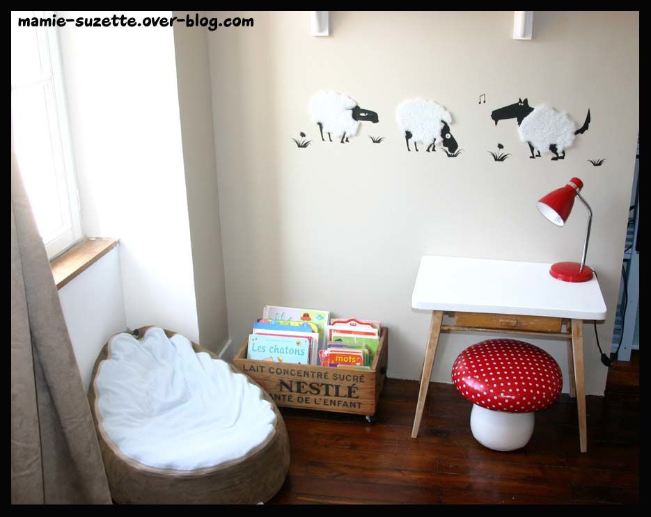 Top coin chambre bebe garcon images for pinterest tattoos - Chambre enfant garcon ...