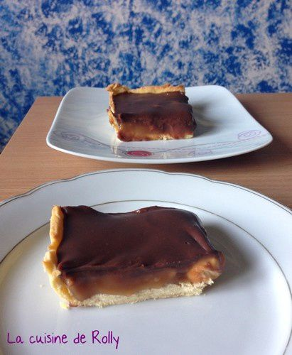 tarte snickers