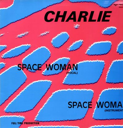 Charlie-Spacer Woman