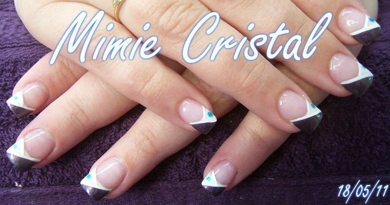 modele french manucure photo good modele french manicure avec nail art french manicure with. Black Bedroom Furniture Sets. Home Design Ideas