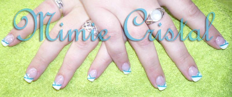 Ongles Gel Sur Ongle Ovale Et Nails Art Gel Paillete | Short Hairstyle