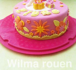 dessiné moi un cake