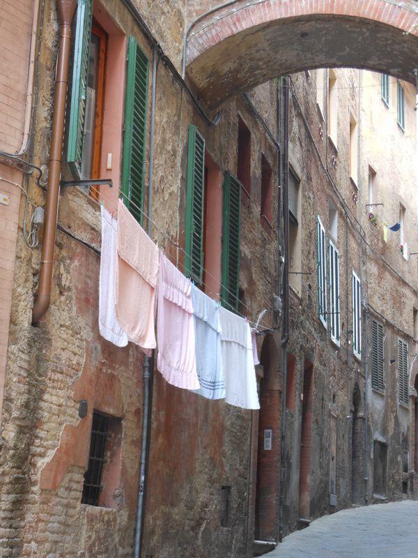 Toscane en Mai 2012.