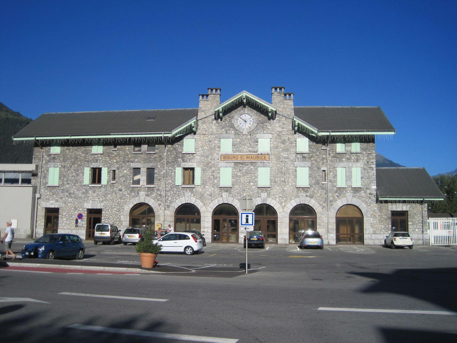 Suite du tour du mont blanc les vir es de papy et mamy - Bourg saint maurice office du tourisme ...