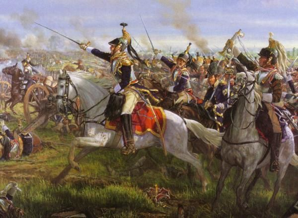 cuirassier-charge