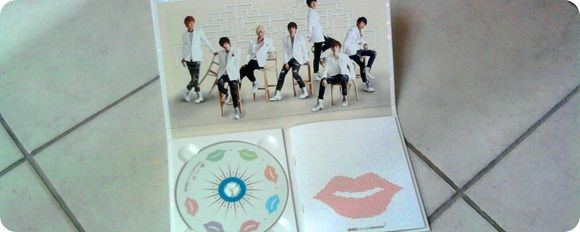 Ukiss Doradora 6th mini album