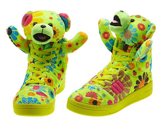 Basket Jeremy Scott
