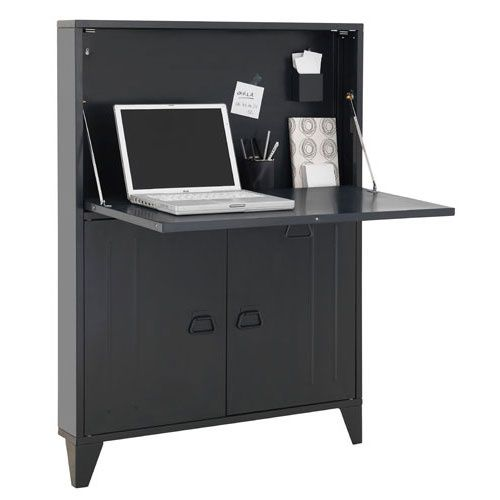 un bureau pour portable le blog de deco design pas cher. Black Bedroom Furniture Sets. Home Design Ideas