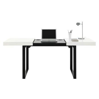 Bureau extensible le blog de deco design pas for Bureau extensible