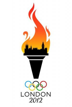 flame olympique