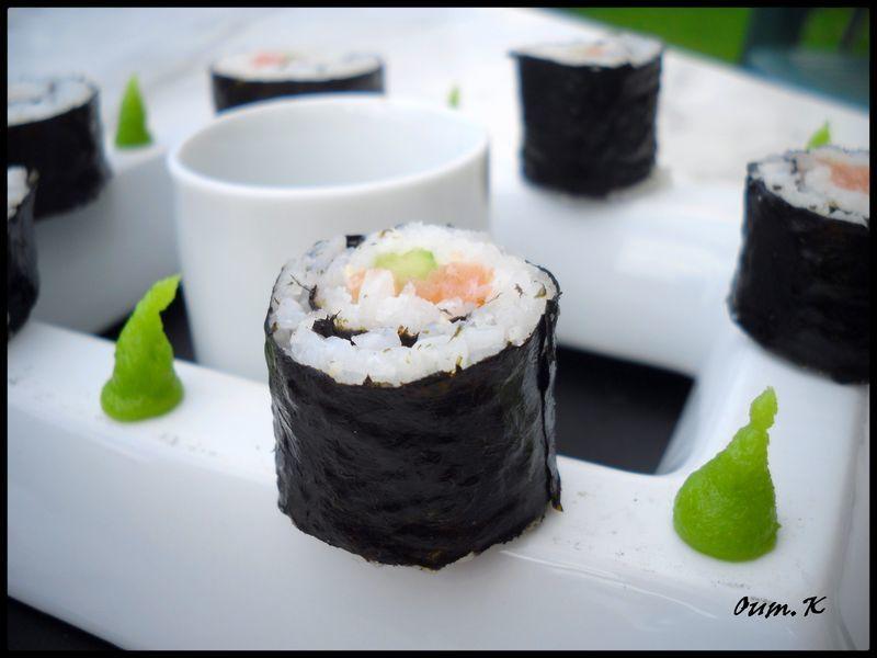 sushis maki les d lices d 39 oum kamila. Black Bedroom Furniture Sets. Home Design Ideas