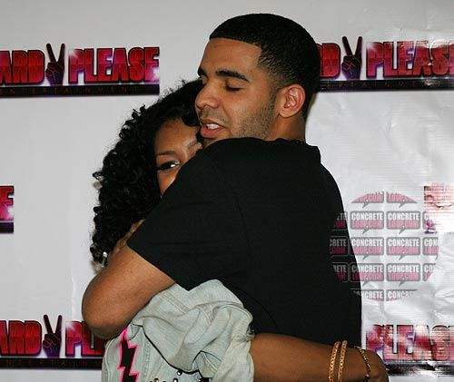 teyana taylor and drake relationship