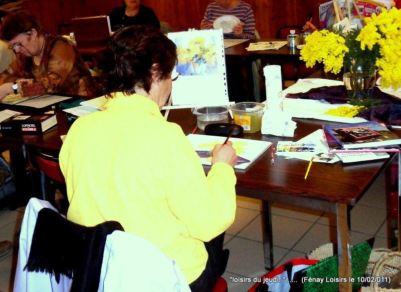 Différentes activités créatives de FLC