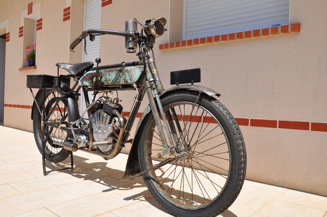Peugeot 3,5 cv 1914