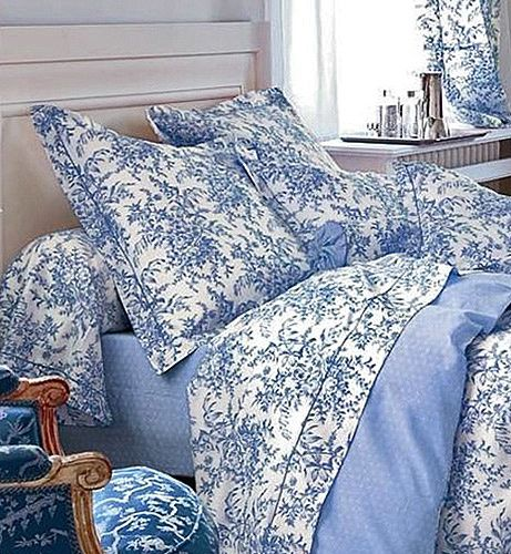 Taie laura ashley latimer delphinium vie d 39 etoffe for Housse de couette laura ashley