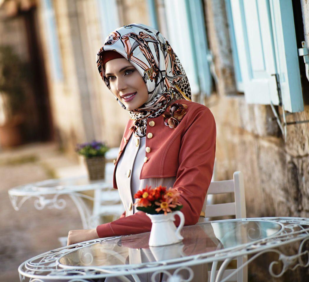 mohajaba ,foulard,