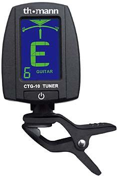 tuner accordeur guitare