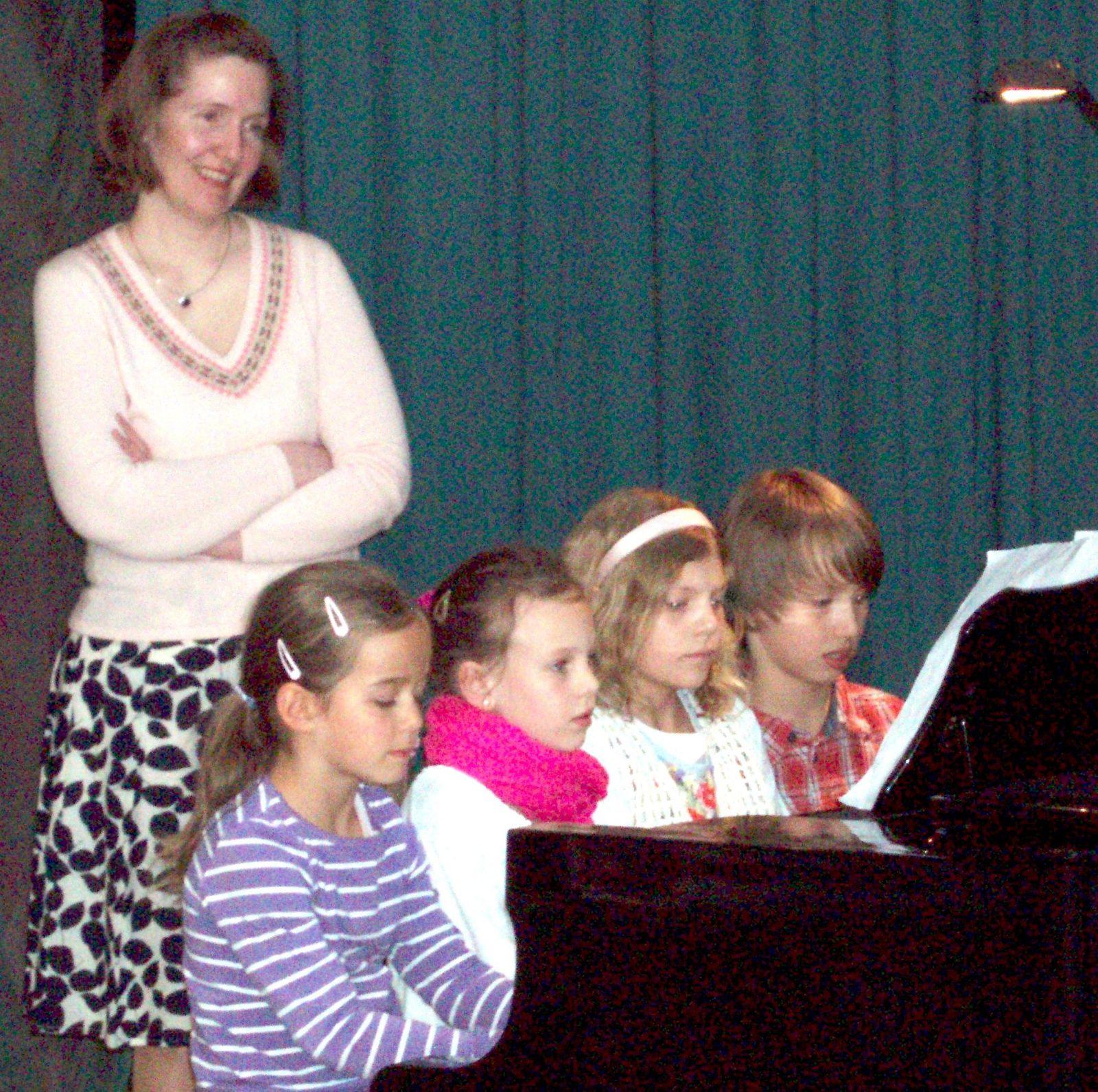 Tastenspiele Konzert blog