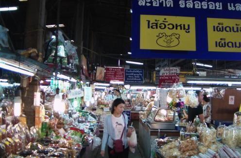 Thailande lefilsdu marche Chiang Mai