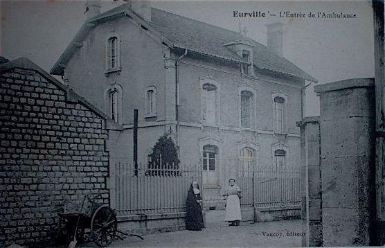Eurville maison