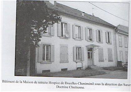 Docelles maison