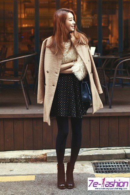Women Winter Coat New Released On Korean Japan Clothing Com Name