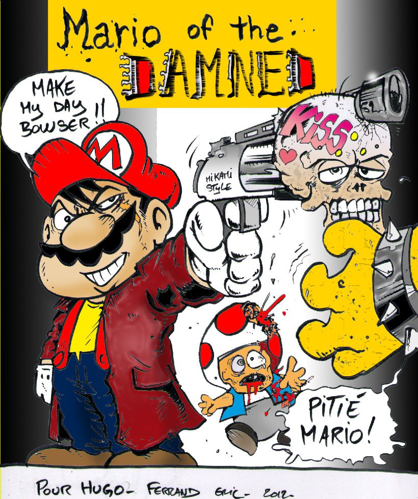 Mario of the Damned