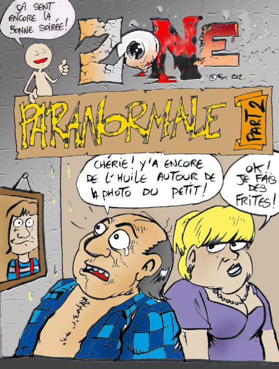 zone paranormale 2 (teaser) suite demain