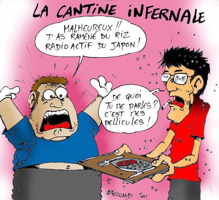 cantine infernale