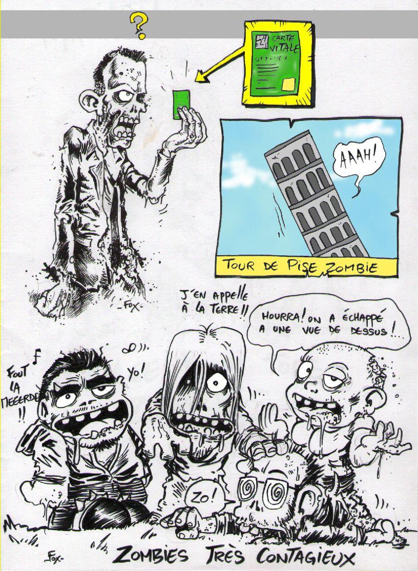 geek ta mère (zombie 3)