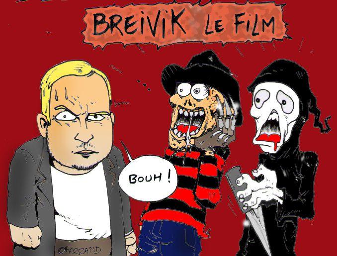 BREIVIK (le film d'horreur)