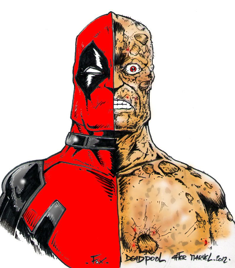 deadpool crobard