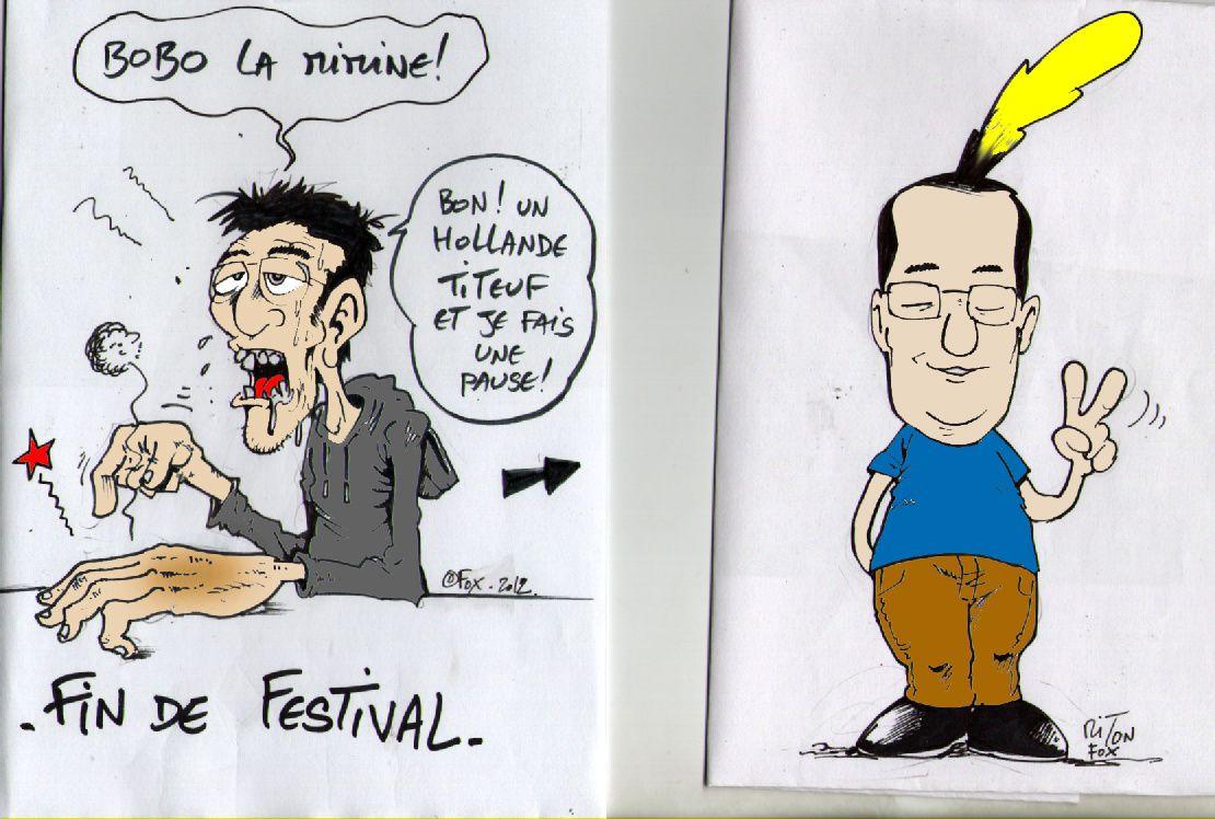 fin de festival