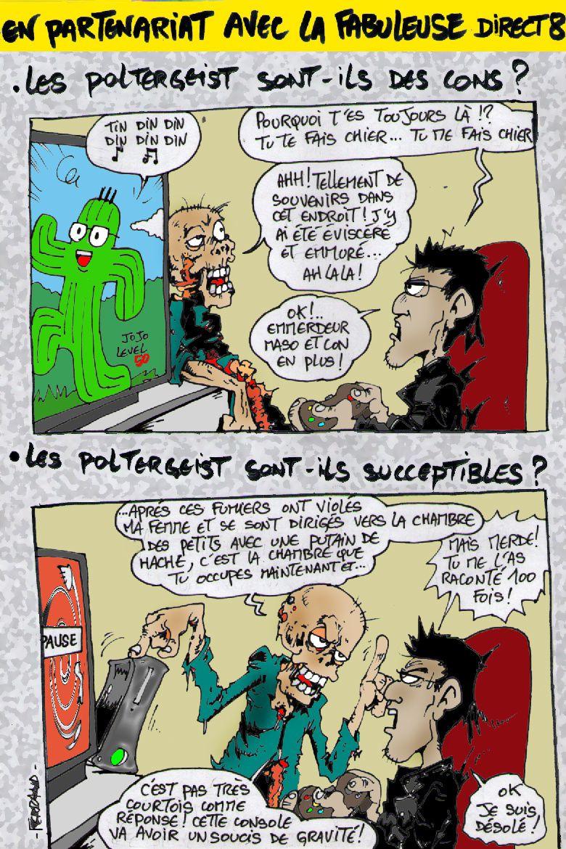 soirée direct 8 (the poltergeist bonus)