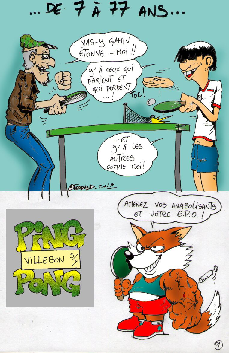 ping pong 91 A