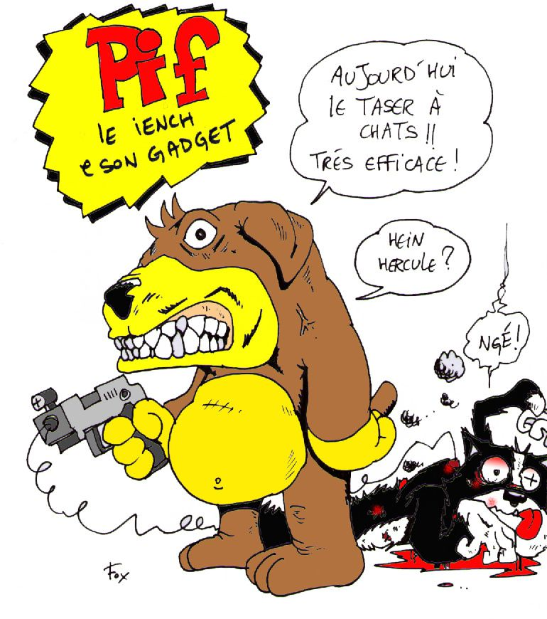 pif le iench