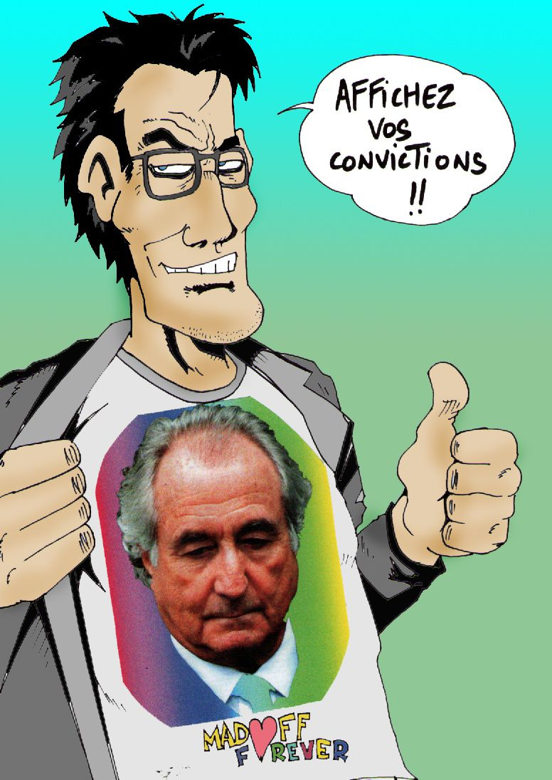 madoff forever