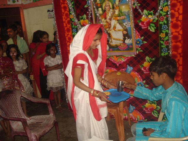 02. Fevrier 2011 - Show Sarasvati Puja