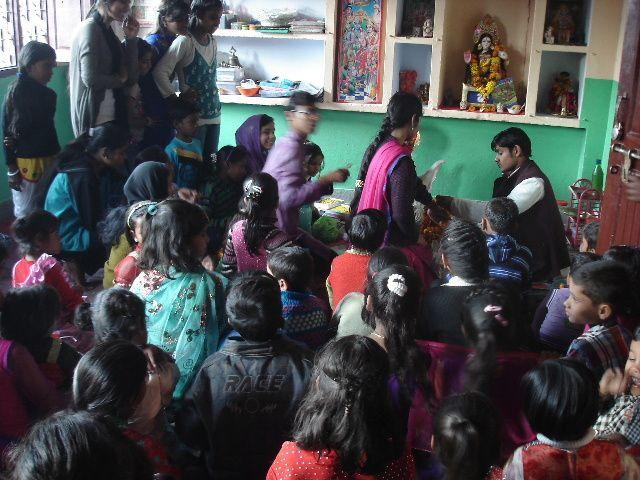 45. Fevrier-2014 - Sarasvati Puja