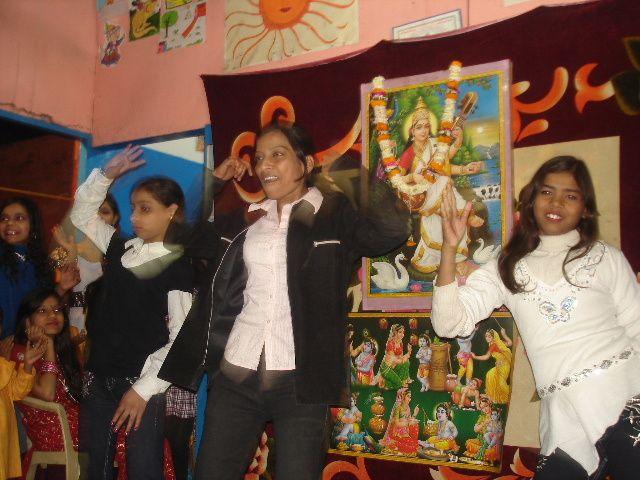 14. Janvier 2012 - Sarasvati Puja
