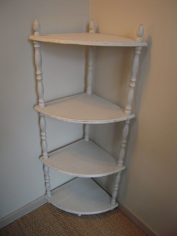 etagere d'angle ancienne