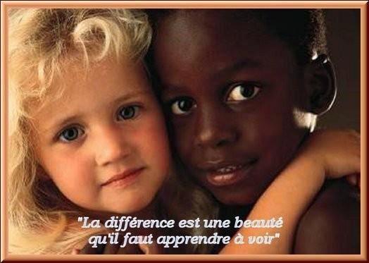 Berühmt Citation sur le racisme - Le Nirvana Panneaux, citations et bonnes  ZZ66